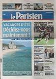 PARISIEN DIMANCHE