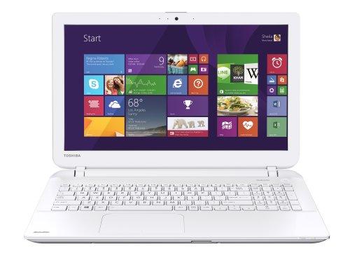 Toshiba Satellite L50-B-1JV PC portable 15,6″ Blanc (Intel Core i5, 8 Go de RAM, Disque dur 750 Go, Windows 8.1)