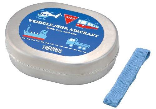サーモス フレッシュランチボックス 280ml ブルー DBR-284 BL
