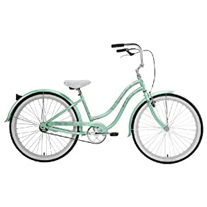 Nirve Beach Blossom Ladies 1 speed Bicycle