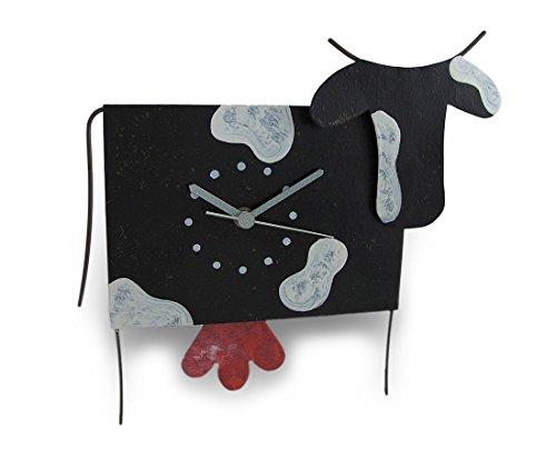 Cow Wall Clock/Udder Pendulum