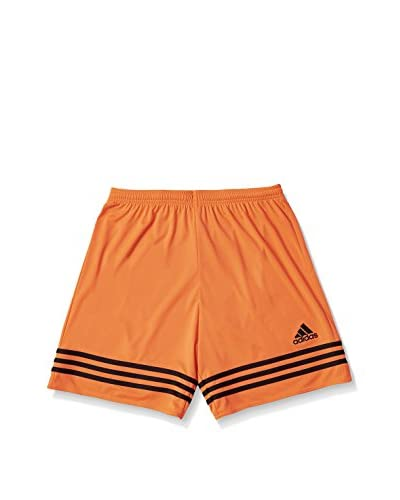 adidas Shorts Entrada 14 orange/schwarz