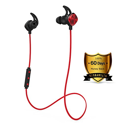 Bluetooth Headphones, Wireless Noise Cancellation Magnetic