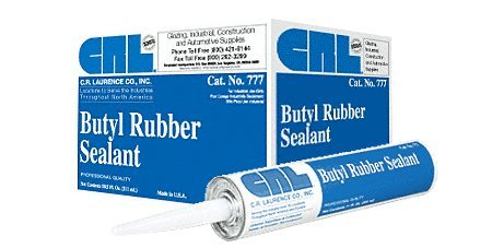 C.R. Laurence Gray 777 Butyl Rubber Sealant JI-9HX6-B1V4
