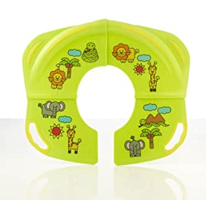 Babyway Little Wonders Foldable Toilet Seat