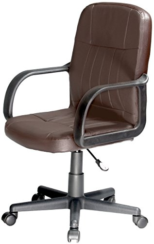 comfort-products-60-5607m08-mid-back-leather-office-chair-brown-by-comfort-products
