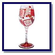 Lolita Love My Wine Glass, Who Needs a Valentine