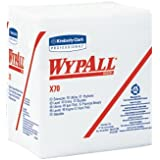KCC41200 - WypAll X70 WorkHorse Manufactured Quarterfold Rags