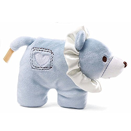 Baby Gund Safari Friends Rattle - Lion