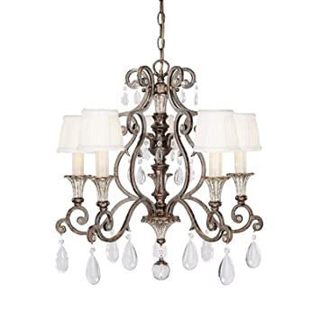 Versalles 5 Light Crystal Chandelier   ~Best Price