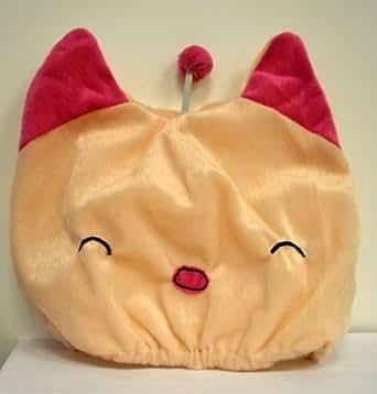 FANTASYCART Lulu Mog Moogle Plush Hat Final Fantasy X2 X 2 Cosplay