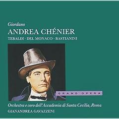 Giordano: Andrea Ch�nier (2 CDs)