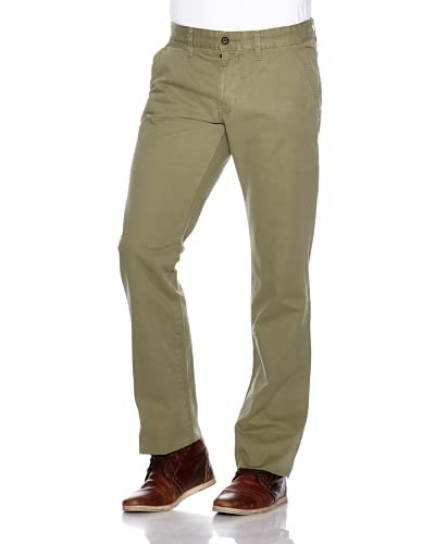 Tom Tailor Pantalón Castellaneta Marina Verde