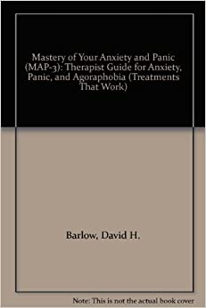 Mastery of Your Anxiety And Panic MAP 3 Training Video Session 4 Facing Fear Details