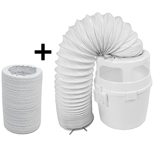 spares2go-universal-vented-tumble-dryer-4-100mm-diameter-4m-condenser-hose-wall-mount-bucket-kit