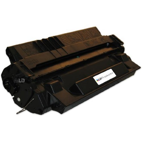 LD © Remanufactured Black Laser Toner Cartridge for Hewlett Packard (HP) C4129X (29X)