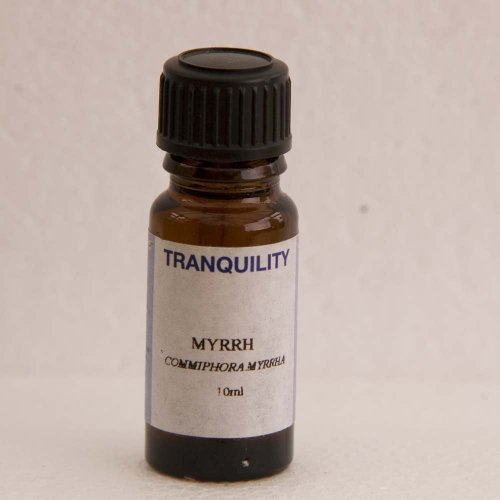Myrrh Essential Oil [Misc.]