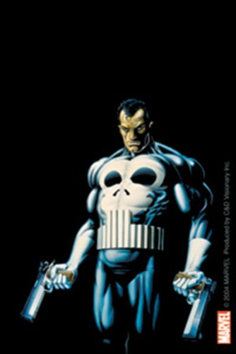 Licenses Products Punisher Comic Book Sticker - 1