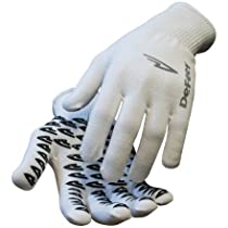 DeFeet DuraGloves White Cordura, XL