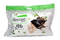 Recron Certified Bliss Pillow - White (320043)(compressed packed)