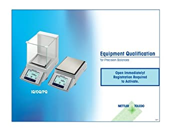 Mettler Toledo Precision Balance Equipment Qualification Package