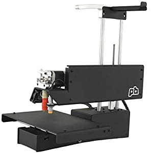 Printrbot Assembled Printrbot Simple with Aluminum Handle and Spool Rack 3D Printer by Printrbot