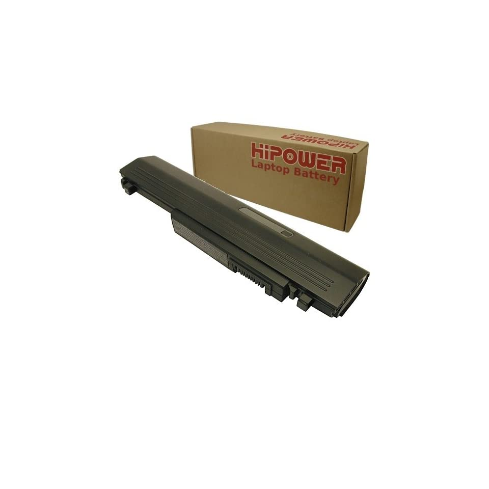 Hipower 6 Cell Laptop Battery For Dell Studio 312 0773, XPS 1340 Laptop Notebook Computers