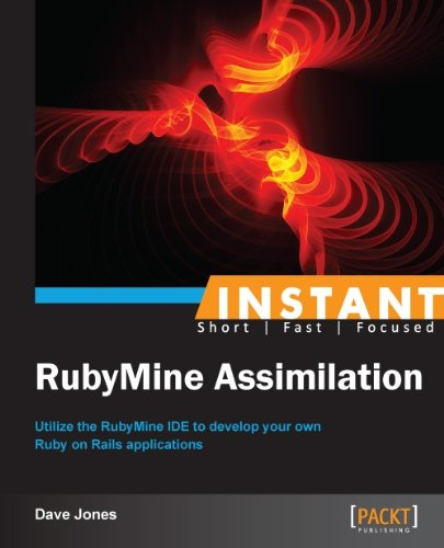 Dave Jones - Instant RubyMine Assimilation