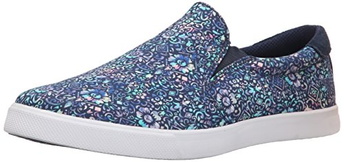 Gola Women's Cla724 Delta Liberty LL Fashion Sneaker, Navy/Blue, 7 M US
