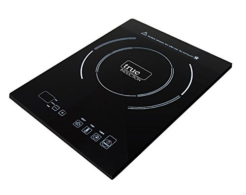 True Induction P3D Single Burner Induction Cooktop, Energy Efficient