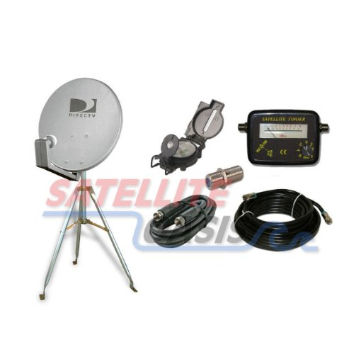 Purchase Directv 18 Inch Satellite Dish Rv Tripod Kit