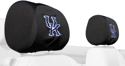 NCAA Kentucky Wildcats Headrest Covers, Set of 2 at Amazon.com