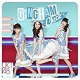 Gingham Check Regular Version ・メンバー直筆メッセージカード  (初回プレス 10,000枚限定)  【ギンガムチェック】JKT48 6th Single CD+DVD 通常版 生写真付き