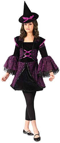Fun World Hocus Pocus Witch Tween Girls Costume (Girls Medium 8-10)