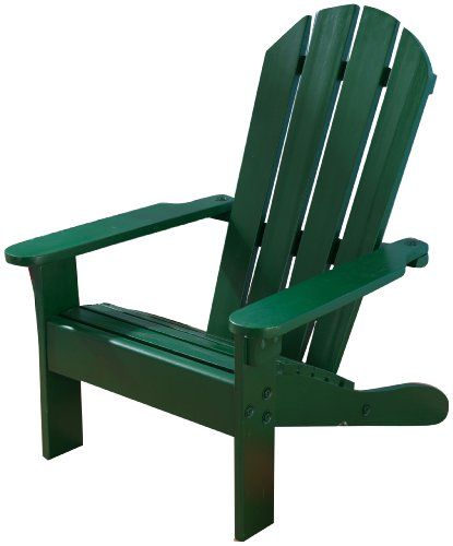 KidKraft Adirondack Chair - Hunter Green