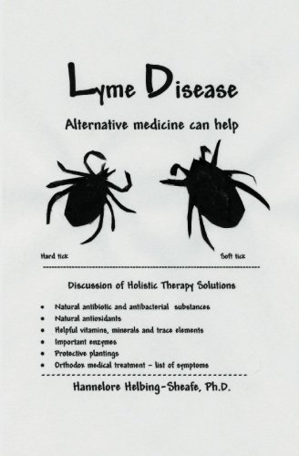 Lyme Disease Alternative Medicine Can Help