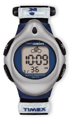 Timex IronKids Fast Wrap Indiglo Water Resistant Watch