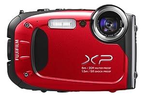 Fujifilm Finepix XP60 Red