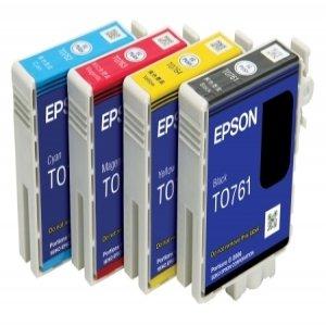 Epson UltraChrome HDR - Cartouche d'impression - 1 x orange