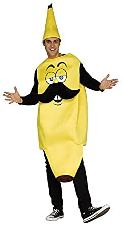 Mr. Banana Adult Mens Costume