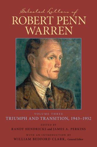 an analysis of the role of robert penn warren