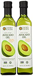 Chosen Foods Avocado Oil 500ml Bottle 2-Pack