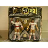 WWE CLASSIC SUPERSTARS STRIKE FORCE LIMITED EDITION 2 PACK
