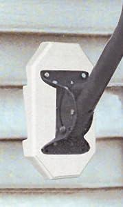 Satellite Block - Dish Mount for Aluminum Siding (SB8051-DBL) 10