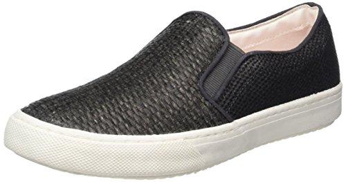 RoxyRoxy Blake Slip On Shoes - Mocassini Donna , Nero (Schwarz(Black)), 41 EU