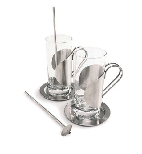 Cuisinox Irish Coffee Glass, Set of 2 (Irish Coffee Set compare prices)