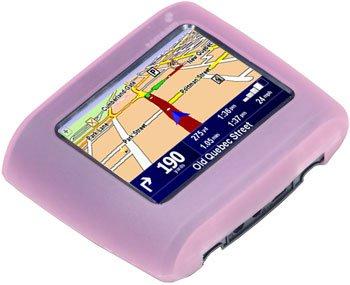 Tomtom One V2 Razr Pink Silicone Case