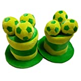2014 Brazil World Cup Hat Soccer Fan Hat Sports Hat Football Hats