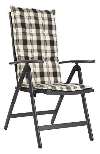 baumarkt direkt Hochlehner »Montreal« 1 Stuhl, schwarz kaufen