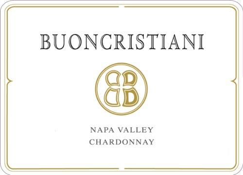 2012 Buoncristiani Family Winery Napa Valley Chardonnay 750 Ml